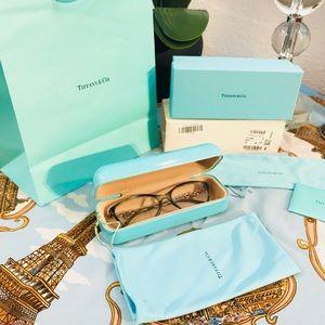 0ee54f3c4ee0 Accessories - Tiffany   Co 2063 8134 Top Havana Blue Glasses